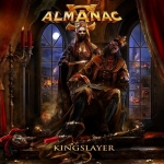 ALMANAC'Kingslayer' CD DVD Digipak