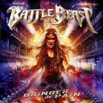 BATTLE BEAST 'Bringer Of Pain' Digipak