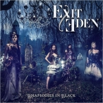EXIT EDEN  'Rhapsodies In Black'